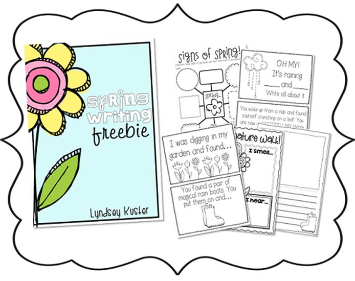 46 Best Images About First Grade-Spring On Pinterest