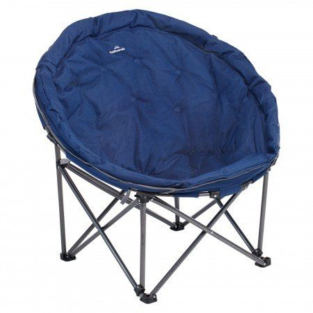 King size folding moon chair.
