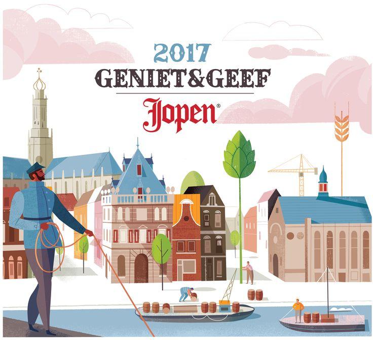 #jopenbeer #genietengeef