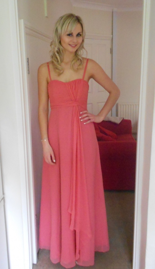 My Graduation Ball Dress from Coast