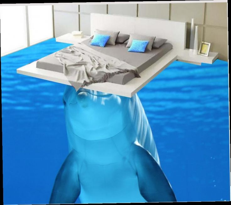 45.00$  Watch now - http://alid79.worldwells.pw/go.php?t=32681476495 - Sea beach floor stickers 3D wallpaper floor for living room PVC waterproof floor Home Decoration