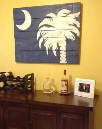 Large Palmetto Plank - - Reclaimed Wood