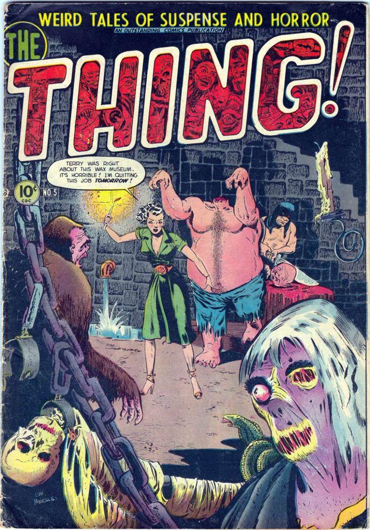 Comic Book Cover Artist Jobs ~ Best mystery odd horror twilight comics covers