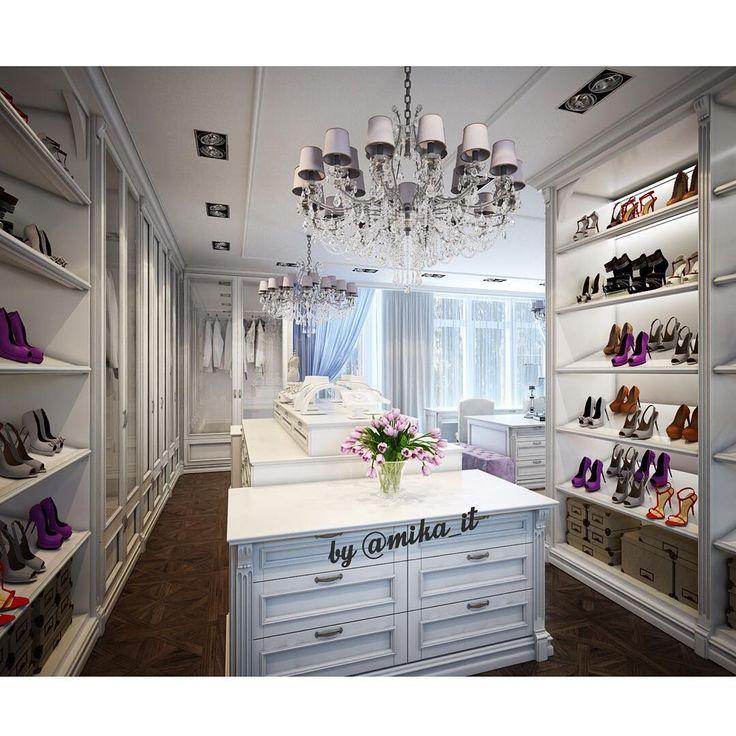 Что-то давно гардеробных не было, да?)) #egorova_marina #domoff_interiors #domoff_group #domof