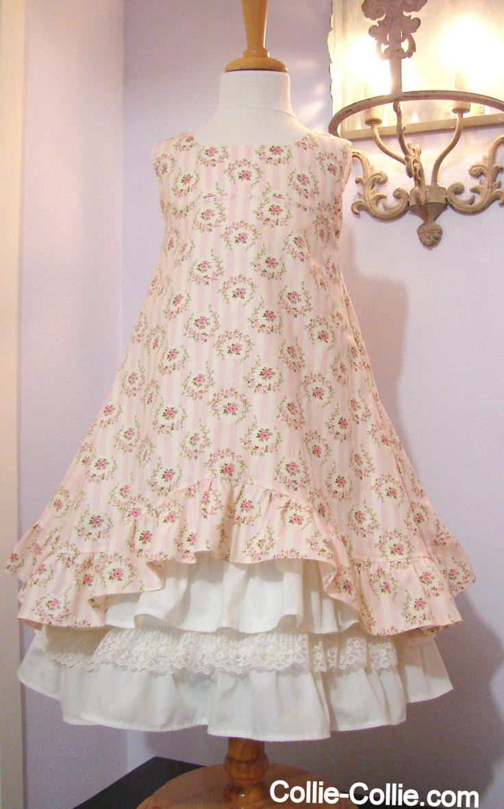 Patroon jurk Willemientje Farbenmix van Collie-Collie.com http://inspiratie-collie-collie.blogspot.nl/