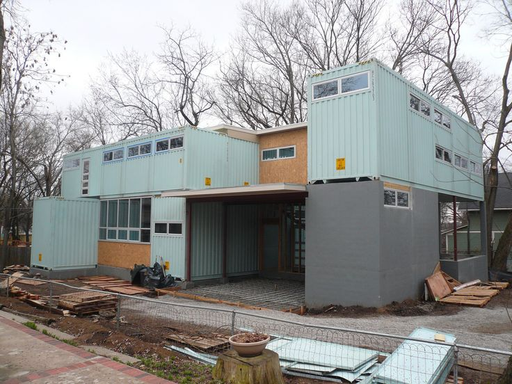 17 best ideas about container design on pinterest container cabin container architecture and - Lot ek container home kit ...