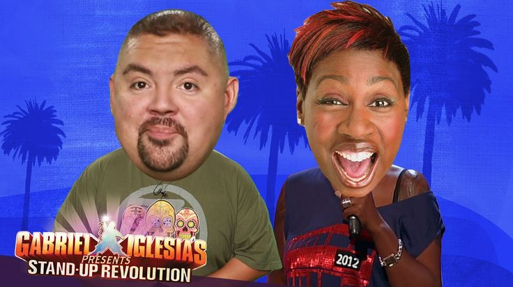 Gina Yashere - Gabriel Iglesias Presents: StandUp Revolution! (Season 2)