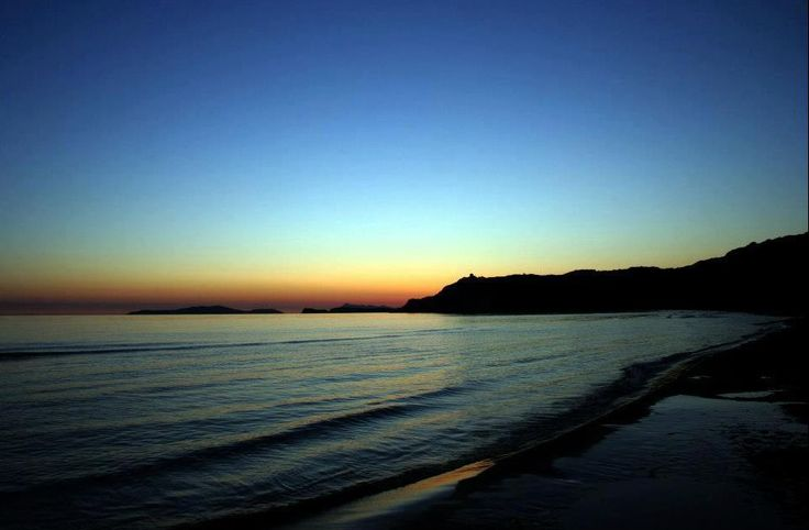 Beautiful Greek sunrise #Greece #Corfu