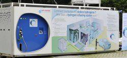 Air Liquide se charge entièrement de la chaîne d'approvisionnement en hydrogène.