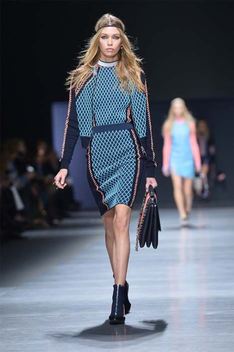 pokazy mody w Nowym Yorku