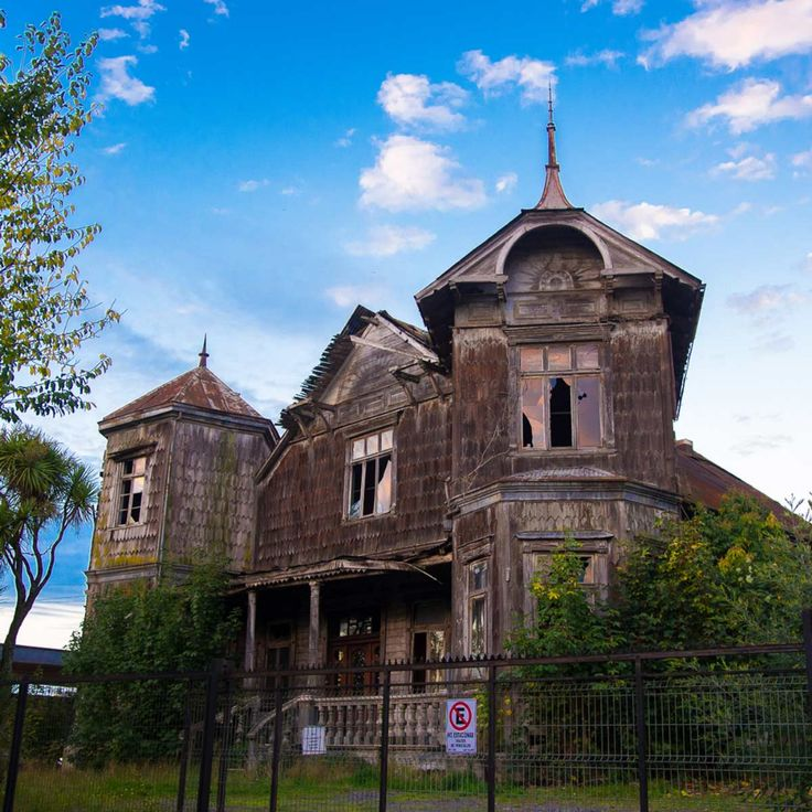 50 Abandoned Houses That Would Look Great Restored In 2020