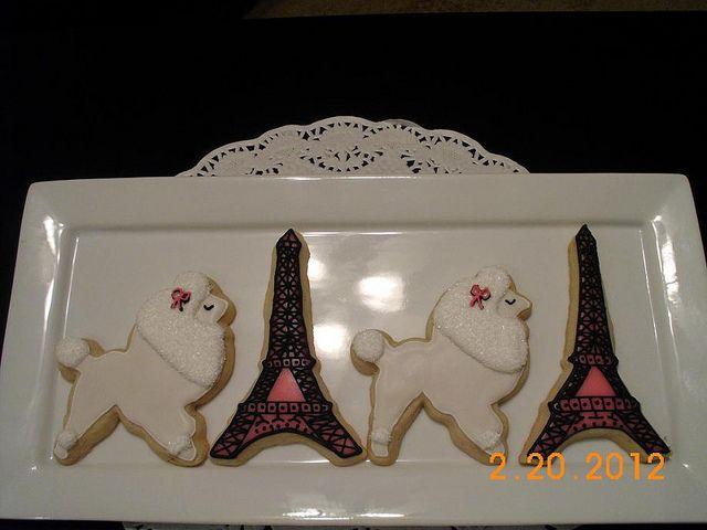 Paris inspired