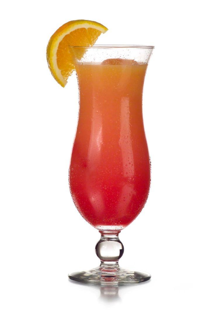 Sweet Sunrise / Cocktail Recept / Cocktail maken