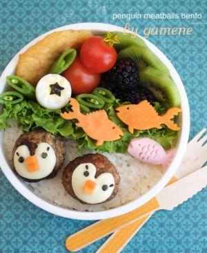 bento recipes for adults | Kid-Friendly Salmon Recipes: Charaben Bento Boxes | Verlasso