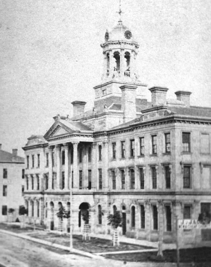 A Look Back At 150+ Years Of Victoria Hall #cobourg #ontario