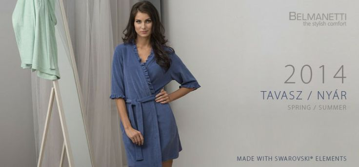 Belmanetti bathrobe woman collection Spring- Summer 2014