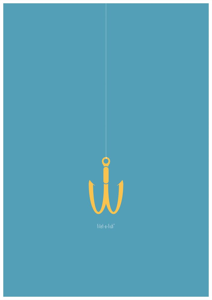 McDonald's Filet-O-Fish: Fishing Hook 1