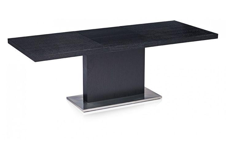 lexington white extendable table - modani #dining | 2015 catalog