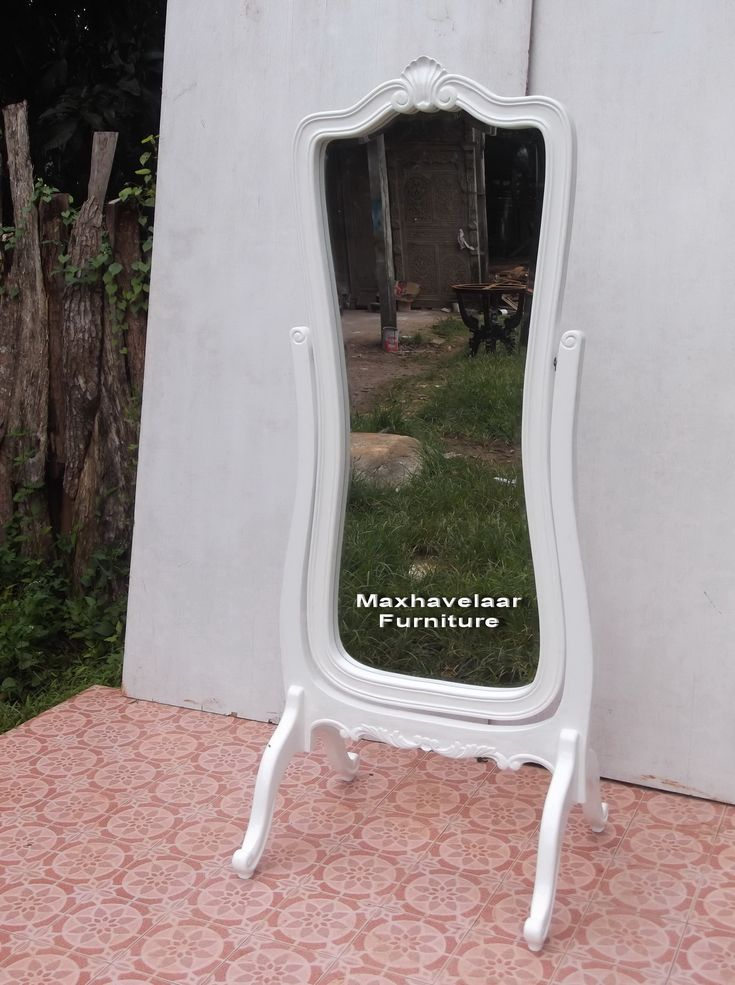 Cermin goyang cantik jepara