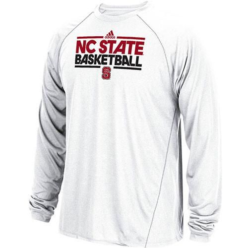 1000 images about wolfpack hoops on pinterest logos for Nc state basketball shirt