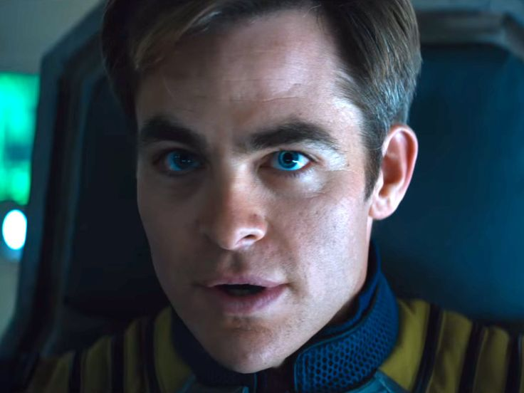 "The First ""Star Trek: Beyond"" Trailer Boldly Goes Big!"