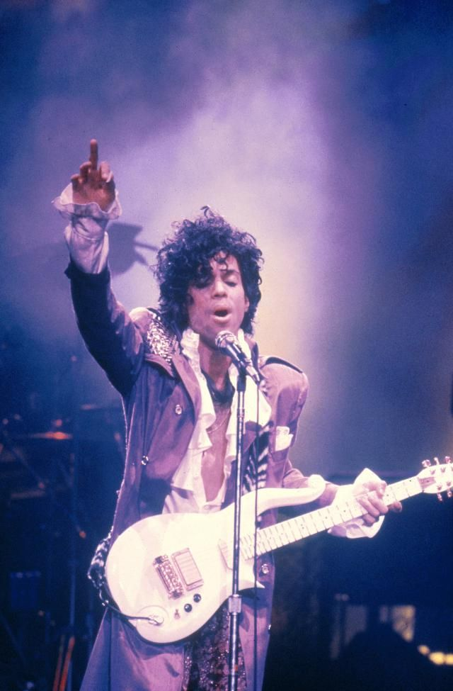 "20 unforgettable Prince songs, including ""Purple Rain,"" ""When Doves Cry,"" ""Let's Go Crazy,"" ""Kiss,"" and Batdance."""