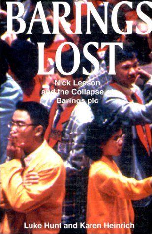 Barings Lost: 9789810068028: Economics Books @ Amazon.com