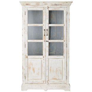 Vitrina blanca - Avignon-maison