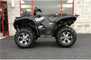 Detail Information Of Used Yamaha Grizzly 550 Fi Auto 4x4