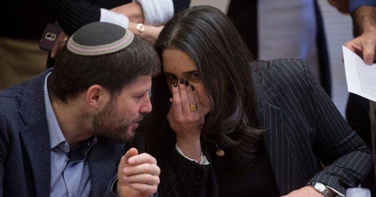 When Gideon Levy Fell in Love With Ayelet Shaked - Haaretz
