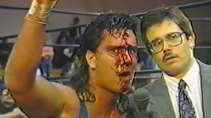 4/17/1993: Sabu vs. Lightning Kid (Sean Waltman)