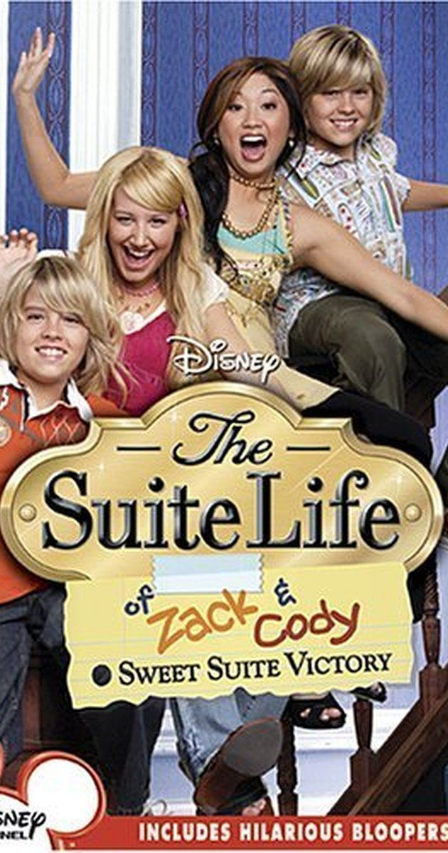The Suite Life of Zack and Cody (TV Series 2005–2008) - IMDb