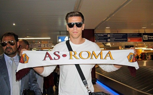Roma make official moves to keep Arsenals Wojciech Szczesny [Di Marzio]
