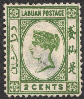 Big Blue 1840-1940: Labuan and the Victoria Forgeries