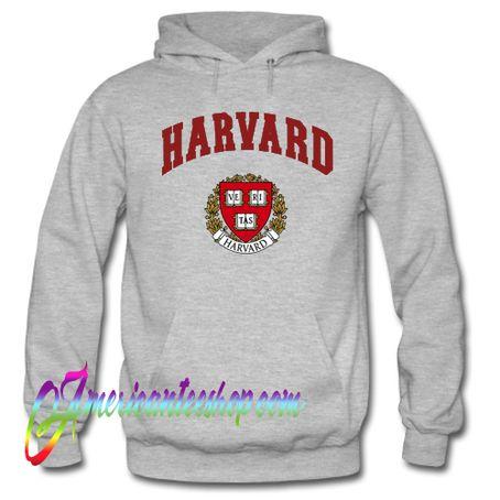 Harvard University Logo Hoodie