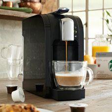 Starbucks Verismo Single Cup Coffee and Espresso Maker - Bring Starbucks home!