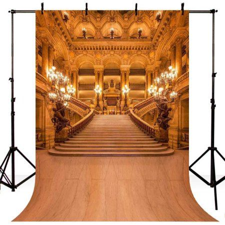Free Shipping. Buy HelloDecor Polyster 5x7ft Photography Backdrop Beauty and the Beast Theme Photo Background Props Party Backdrop Photo Studio at Walmart.com