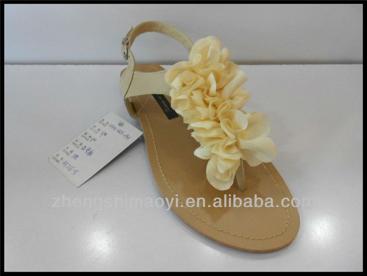 ZY102-5021-0901 ladies shoes fashion flat summer sandals 2014 for women $3.3~$4