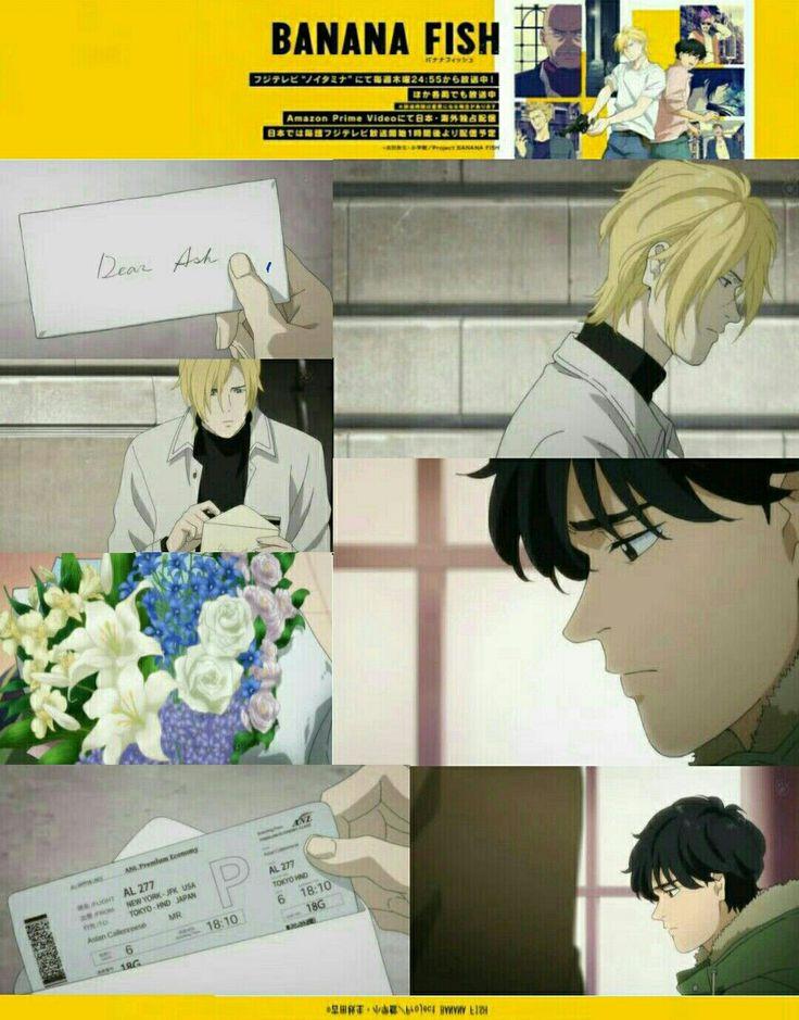 """I'm not saying Sayonara to you ash""...-eiji🍌🐟"