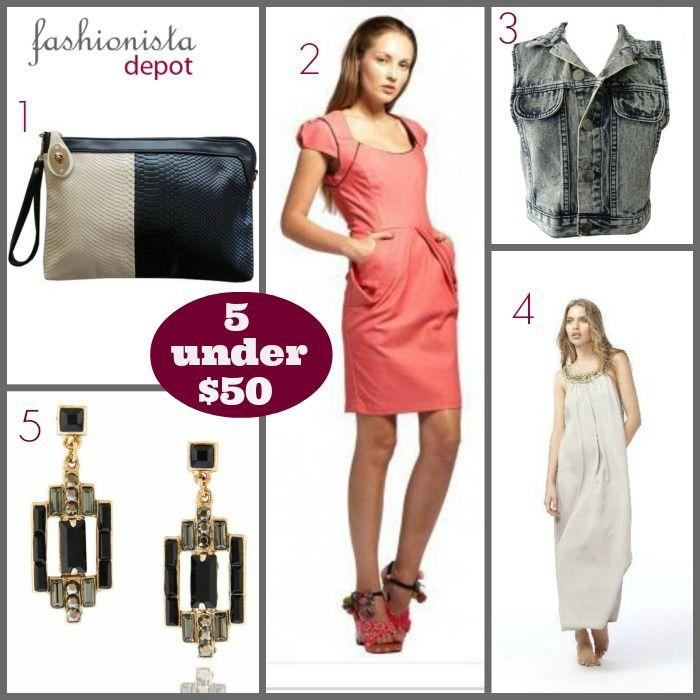 Fashionista Depot: Win a $50 shopping voucher