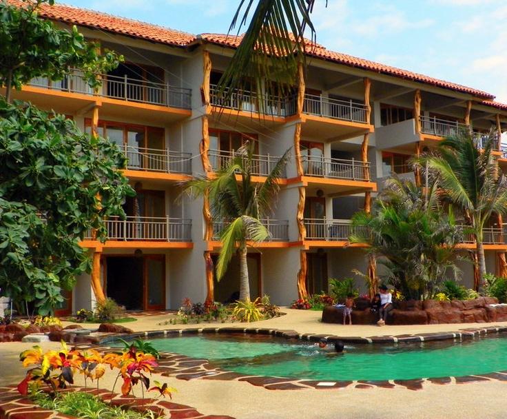 Canoa Beach Hotel Exterior Ecuador