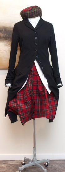 rundholz scottish plaid skirt - Google Search