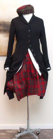 rundholz scottish plaid skirt - Google Search