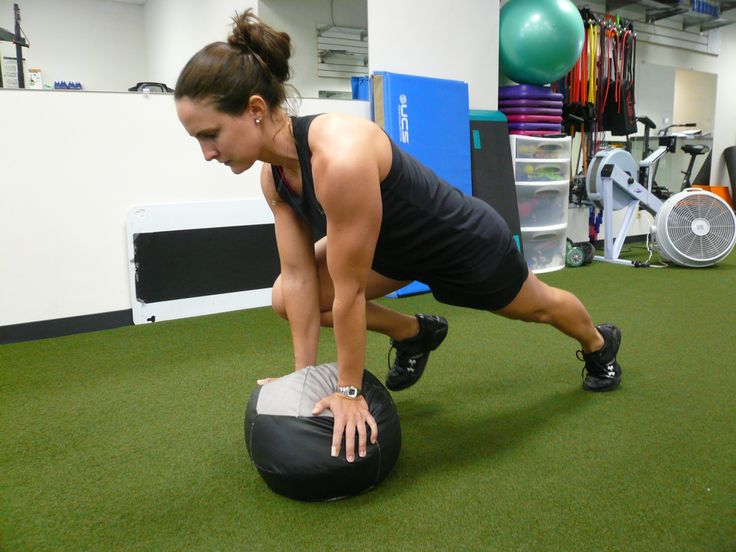 10 Ways to Train Your Core Without Crunches