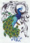 Мобильный LiveInternet Вязание крючком - Жар - птицы ...в ирландском кружеве | Я_-_МАСТЕРИЦА - Сообщество Я - МАСТЕРИЦА |