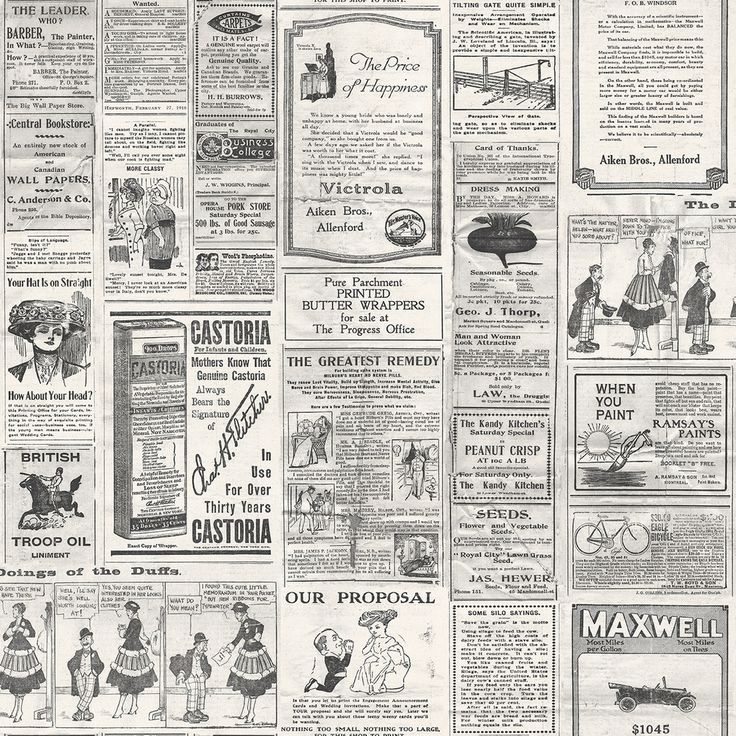 Wallpaper Inn Store - Newspaper Pint, R899,95 (http://shop.wallpaperinn.co.za/newspaper-pint/)