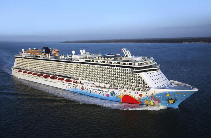 30 Stunning Photos From the New Norwegian Breakaway: http://www.placesyoullsee.com/30-stunning-photos-from-the-new-norwegian-breakaway/