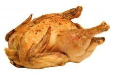 Pollo al forno con limone