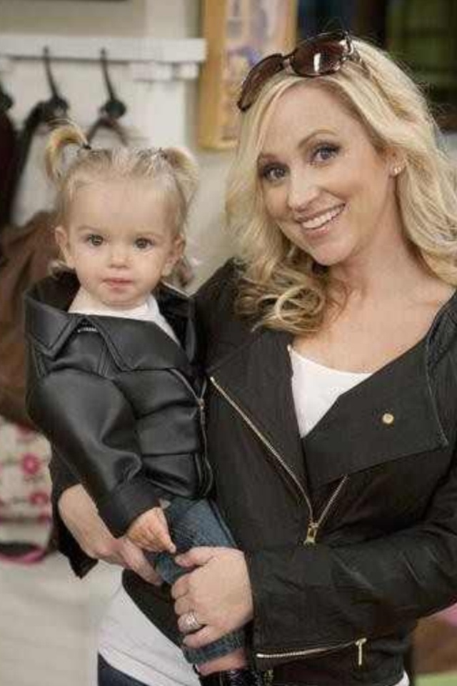 Leigh Allyn Baker / Mia Talerico / Good Luck Charlie