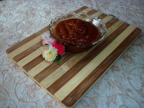 Date and Guava Jam :http://sweetlyradiant.com/date-and-guava-jam/